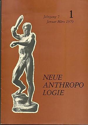 Neue Anthropologie - Erbe und Verantwortung -: Gesellschaft für biologische
