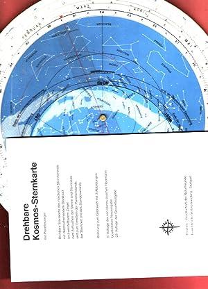 Drehbare Kosmos - Sternkarte mit 16seitiger ANLEITUNG: Heermann Hanns-Joachim