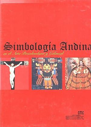 Simbologia Andina; En El Arte Precomlumbino y: Campora, Manuel A.