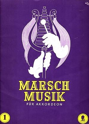 Marschmusik für Akkordeon Bd. 1: Joe Alex