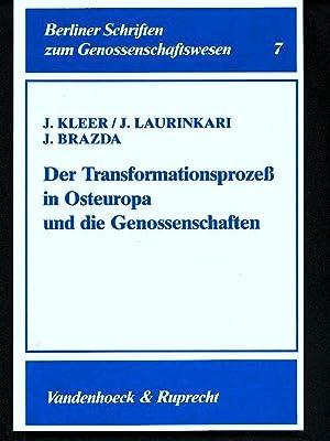 Der Transformationsprozeß Transformationsprozess in Osteuropa und die: Kleer, Jerzy, Juhani