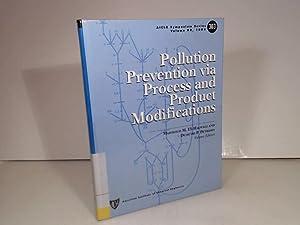 Pollution Prevention via Process and Product Modifications.: El-Halwagi, Mahmoud M.