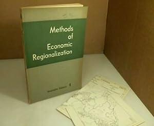 Methods of Economic Regionalization. Proceedings of the