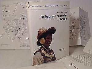 Religiöses Leben der Sherpa. (= Beiträge zur: Funke, Friedrich W.