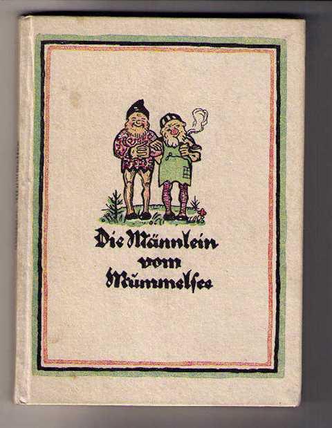 Die Männlein vom Mummelsee: Wörner , Th.,