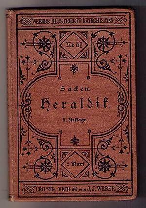 Katechismus der Heraldik: Eduard Freiherr von