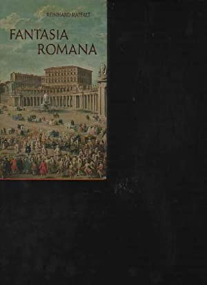 Raffalt Fantasia Romana. Leben mit Rom, Prestel 5. Auflage 1976, 392 Seiten, Bilder