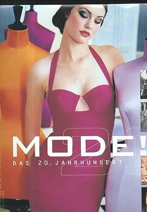 Buxbaum Mode Das 20. Jahrhundert., München, PRestel