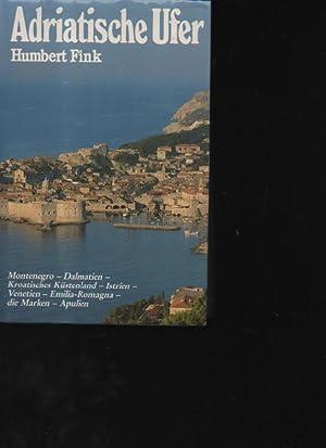 Fink Adriatische Ufer Montenegro, Dalmatien, kroat. Küstenland,