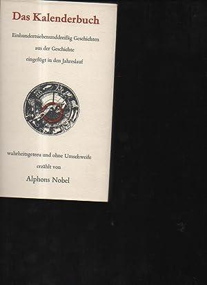 Nobel das Kalenderbuch Bonn Bibliotheca Christiana 1968,