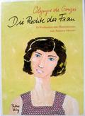 Die Rechte der Frau: Achtzehn Kunstpostkarten - Olympe de Gouges