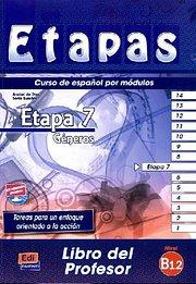 Etapa 7, Géneros: Curso de español por: Anabel de Dios