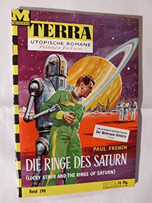 Die Ringe des Saturn [Lucky Starr : French, Paul (Psd.):