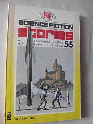 Science Fiction-Stories 55 : Erzählungen von Tom: Spiegl, Walter (Hrsg.):