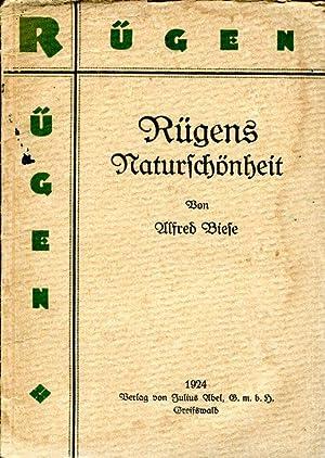 Rügens Naturschönheit.: Biese, Alfred.