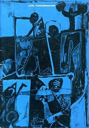 Joseph Faßbender [Deckeltitel: Jos. Fassbender]. Katalog Nr.