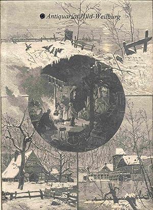 Winterbilder aus Westfalen. 4 Ansichten auf einem: Westfalen,
