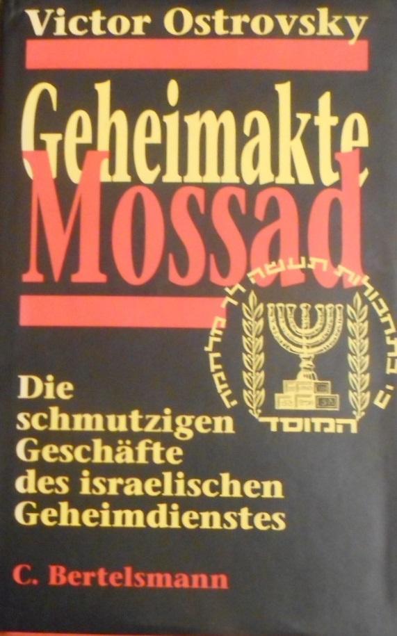 Victor ostrovsky der mossad pdf free download
