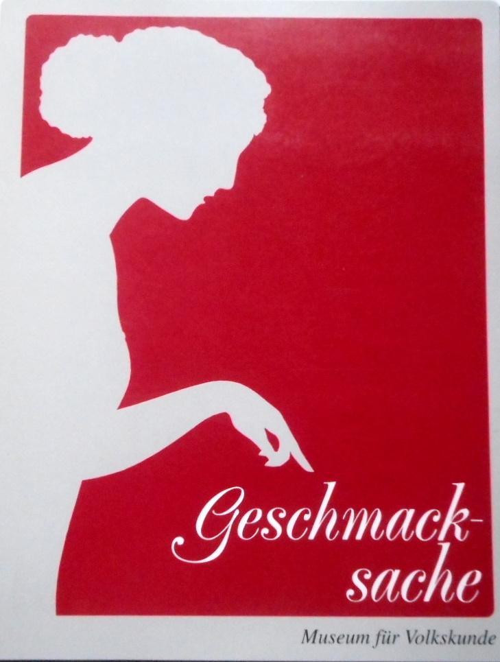 Geschmacksache : Kochbücher aus dem Museum für: Verk, Sabine (Mitwirkender)