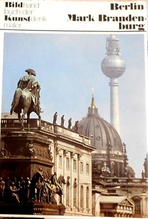 Deutsche Kunstdenkmäler; Teil: Mark Brandenburg und Berlin.: Fait, Joachim (Hrsg.)