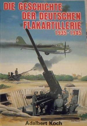 Die Geschichte der deutschen Flakartillerie : 1935: Koch, Horst-Adalbert