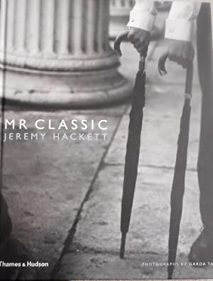 Mr Classic: Jeremy Hackett