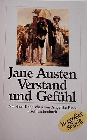 Verstand und Gefühl. Aus dem Engl. von: Austen, Jane und