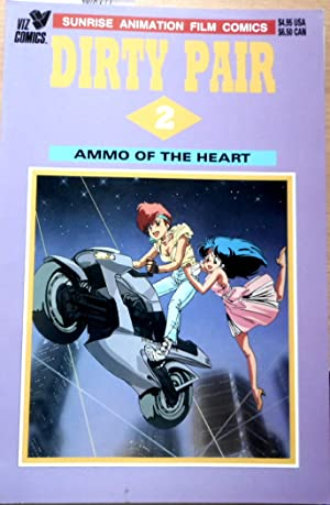 Dirty Pair: 2 Ammo of the Heart