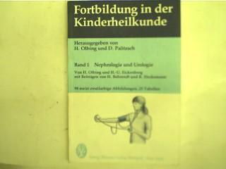 Fortbildung in der Kinderheilkunde - Band 1: Olbing, H. und