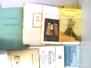 7 Bücher von Theodor Storm: 1. Bötjer: Storm, Theodor: