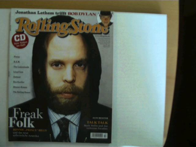 Rolling Stone, Heft Nr. 10, Oktober 2006,: Autorenkollektiv: