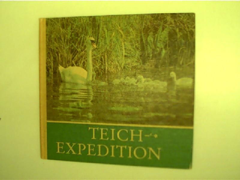 Teich-Expedition, Für junge Natur- und Tierfreunde,