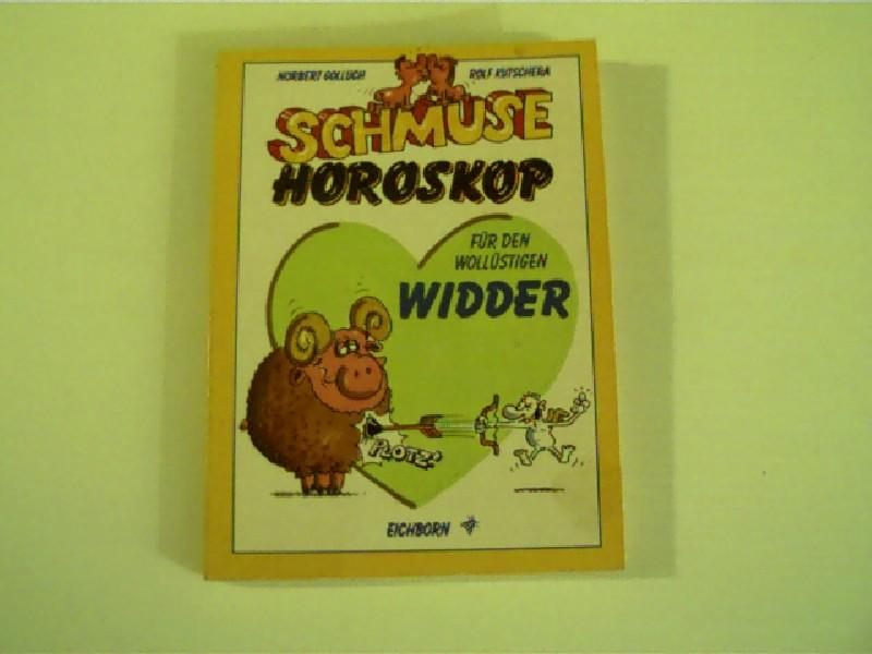 Schmuse-Horoskop für den wollüstigen Widder : 21.: Kutschera, Rolf und