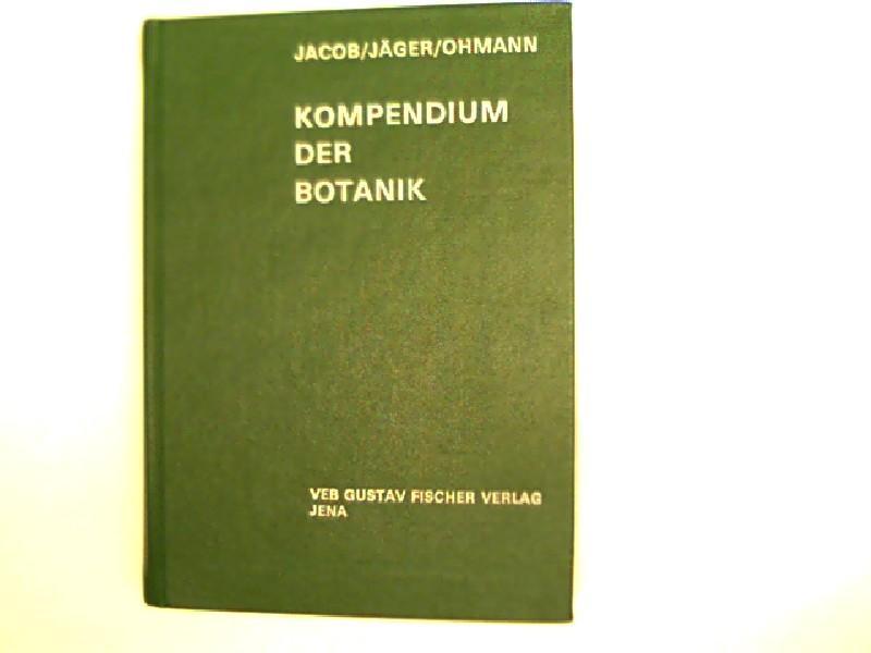 Kompendium der Botanik,