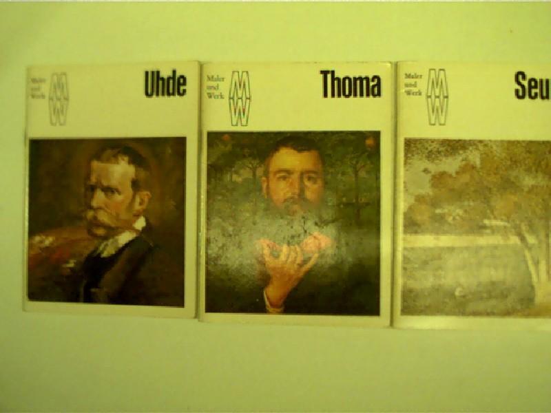 19x Maler und Werk = Eine DDR-Kunstheftreihe;: Gauguin, Paul, Max