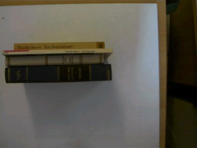 4 Bücher vom Autor Theodor Storm in: Storm, Theodor: