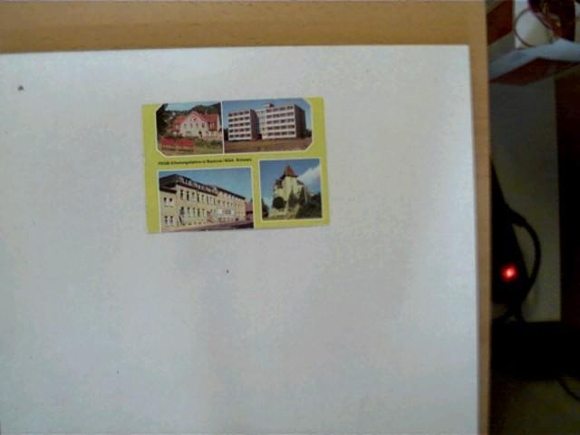 Postkarte: FDGB-Erholungsheime in Buckow/ Märk. Schweiz,: Autorenkollektiv: