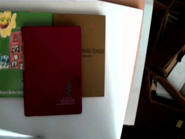 3 Bücher von Hans Jürgen Steinmann in dieser seltenen Sammlung: 1. Träume und Tage, 2. Die grössere liebe, 3. Zwei Schritte vor dem Glück, , Konvolut Bücherpaket,