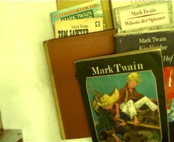 8 Bücher: 1. Tom Sawyer, der Detektiv;: Twain, Mark: