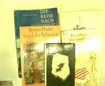 5 Bücher: 1. Bootsmann auf der Scholle;: Pludra, Benno: