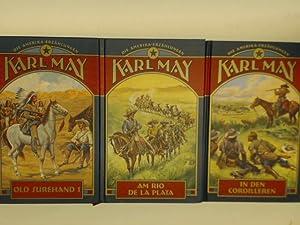 Bücherpaket / Konvolut / Büchersammlung, 18 Bücher: May, Karl: