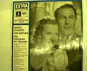 Das Liebespaar der Operette,: Eggerth, Maria und