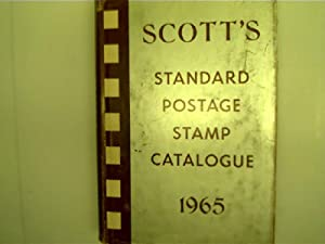 Scott's Standard Postage Stamp Catalogue 1965,