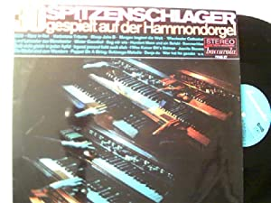 30 Spitzenschlager gespielt auf der Hammondorgel,,: Benny Johnson: