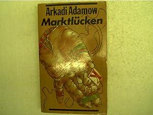 Marktlücken, Kriminalroman,: Adamov, Arkadi: