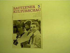 Bautzener Kulturschau, Mai 1974, Heft 5, 24.: Hassert, Christa Maria:
