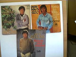 3 Platten: Rex Gildo - Wenn ich: Gildo, Rex: