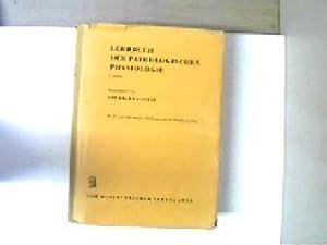 Lehrbuch der pathologischen Physiologie,: Goetze (Hrsg.), Eberhard: