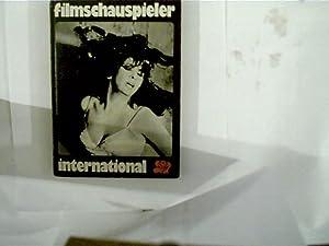 Filmschauspieler international, hrausgegeben von Lilli Kaufmann und: Autorenkollektiv: