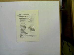 A 295 D, RFT, vorläufige technische Daten,: Autorenkollektiv: